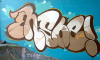 Ensoe & Stae2 Graffiti Exchange