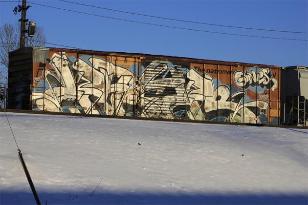 enter graffiti