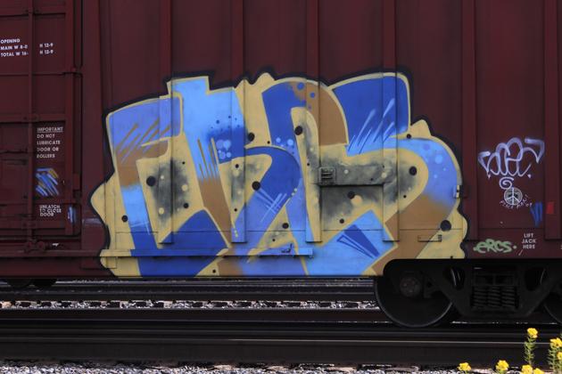 ercs graffiti