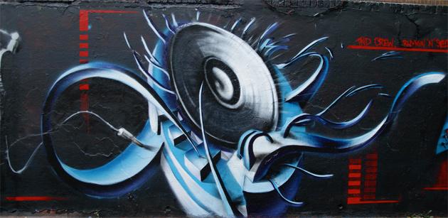 eska graffiti london