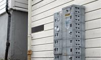 Evol Urban Electrical Boxes