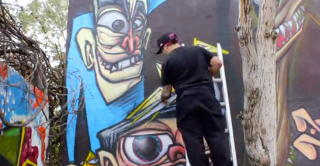 ewok graffiti jick sp-one