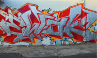 Ewok and Deter Graffiti Video