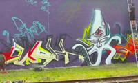 Ewok, Mask & Jick Graffiti Video