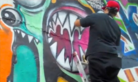 Ewok New York Graffiti Video
