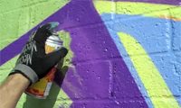 Ewok 5MH Graffiti Video &#8211; Saving New York City