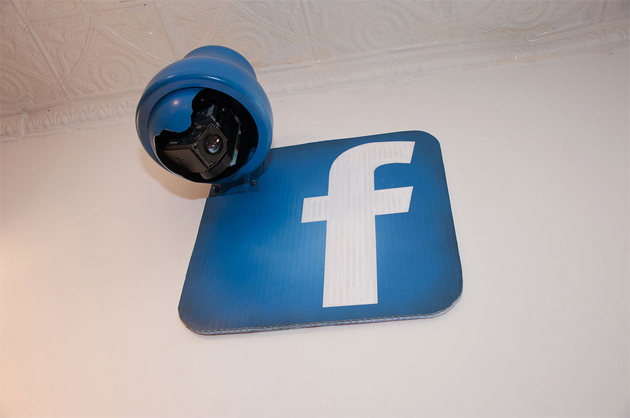 facebook security camera