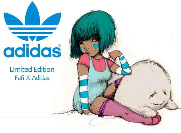 fafi adidas collection