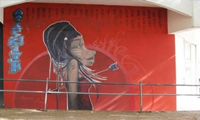 Faith47 and Cape Town Face New Graffiti By-Laws
