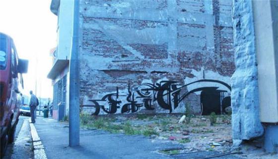 Faith47 Graffiti