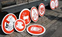 Fake Signs