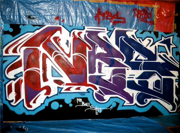 I rep NWK and NBS crews. How long have you been doing graffiti?