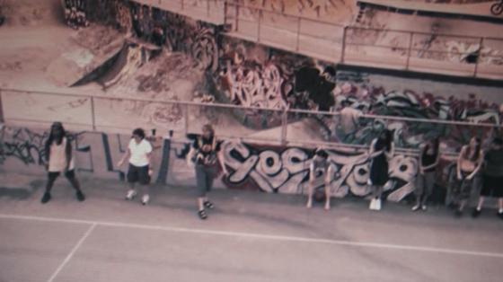 Fes Graffiti In The L Word