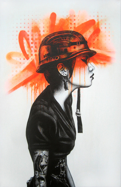 fin dac art
