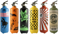 Fire Extinguisher Designs