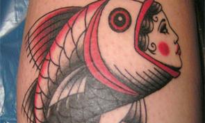 Tattoo Tuesday No. 121