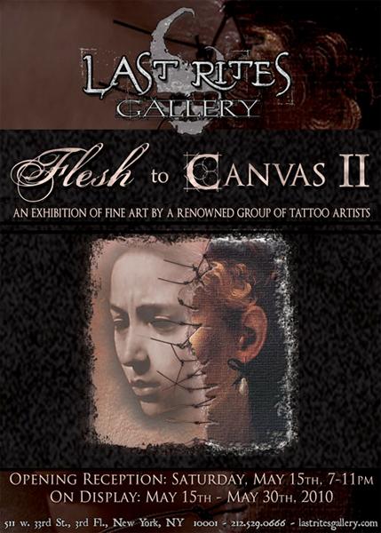 flesh to canvas 2
