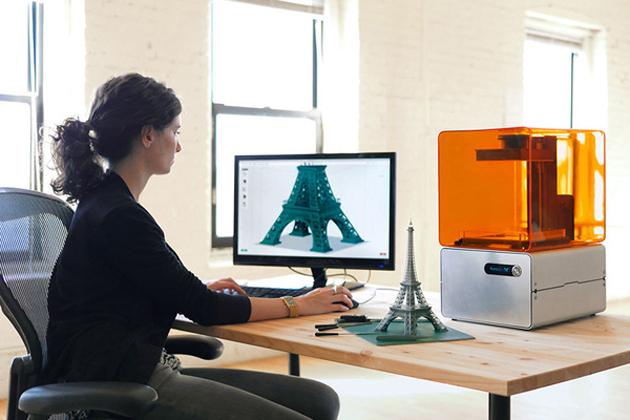formlab 3d printer