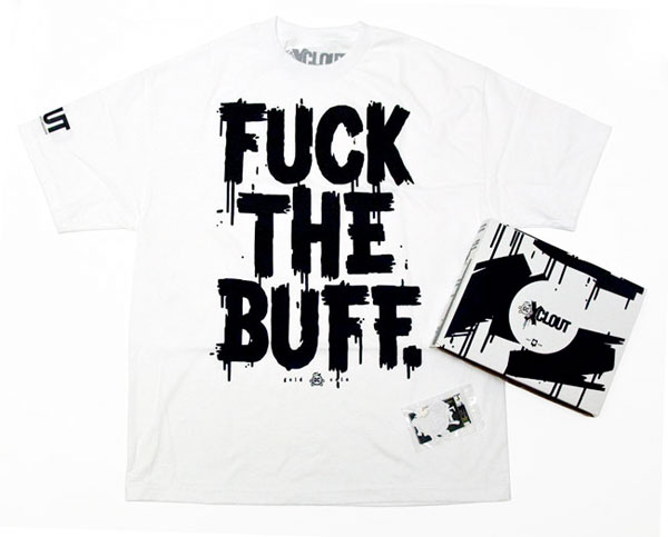 fuck the buff tshirt