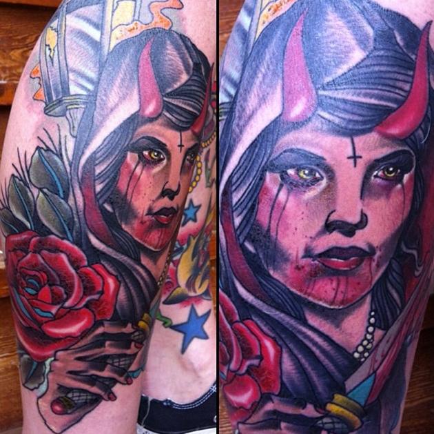 gary dunn tattoo
