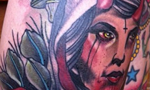Tattoo Tuesday No. 231