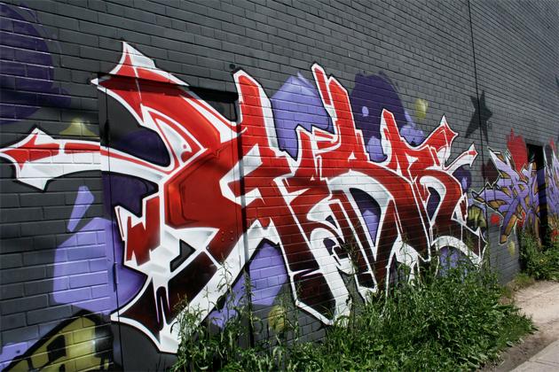geser graffiti