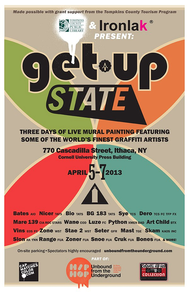 get-up state flyer