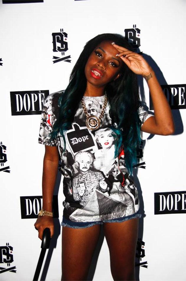 girl dope society