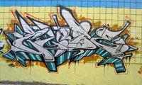 Sohoe & Globe Graffiti Name Swap