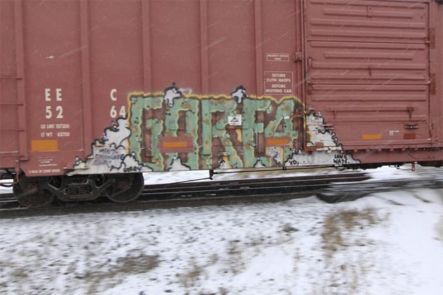 gore4 graffiti