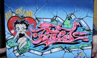 Graffiti Biter