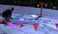 Graffiti Buffing Mess-up