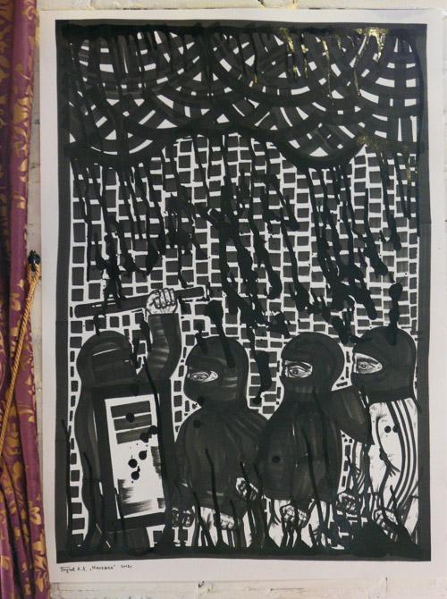 grammatika graffiti art russia