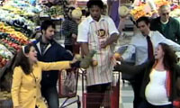 Improv Everywhere – Grocery Store Musical