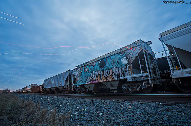 grominate wholecar monster