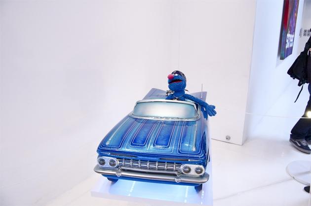 grover thug car