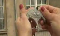 Guerilla Knitting Explained