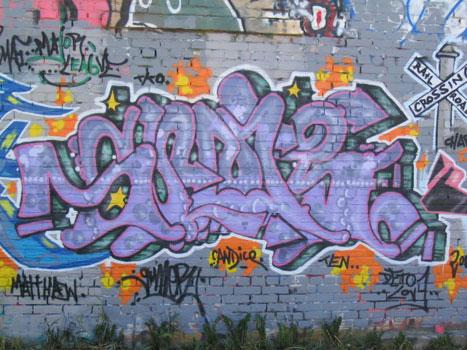 Gums Brandon Graffiti
