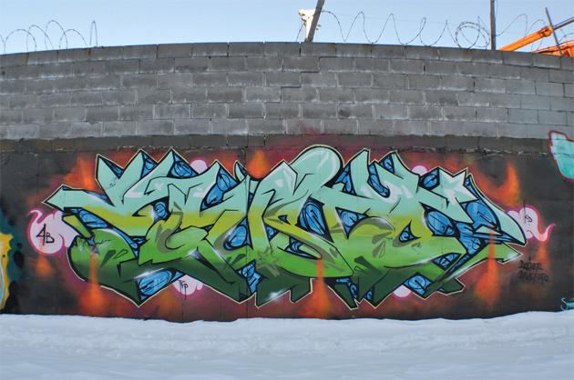 gusto graffiti new york city