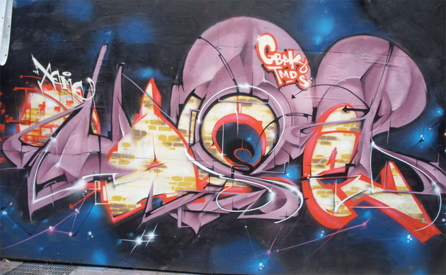 haser graffiti