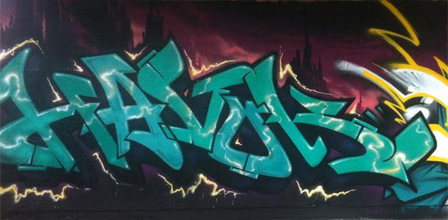 havok graffiti