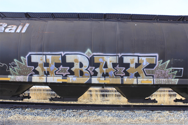 hbak graffiti