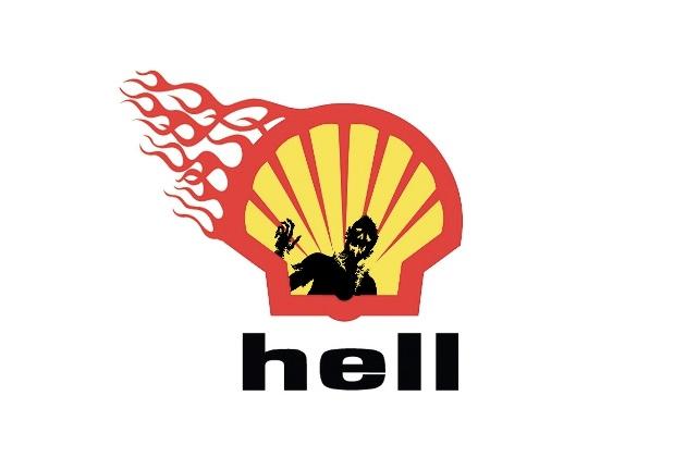 hell zombie logo