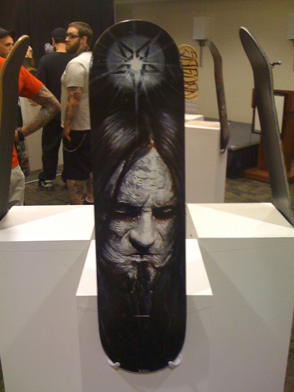 highway to hell skateboard decks