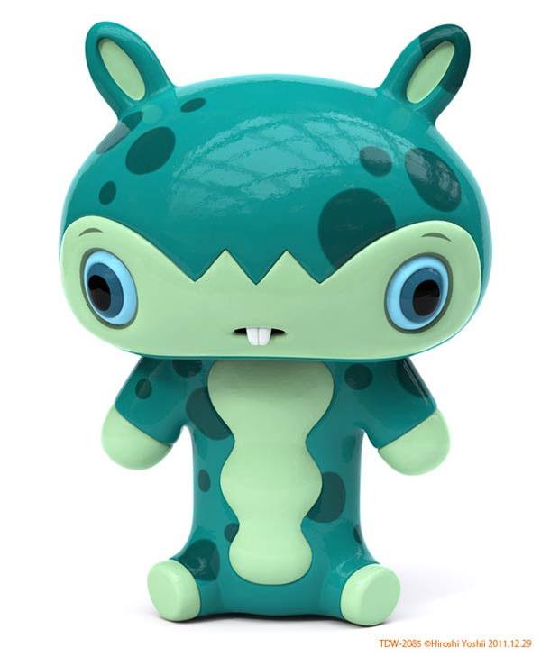 hiroshi yoshii concept toy design