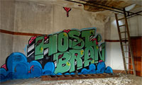 Interview with Graffiti Writer Host