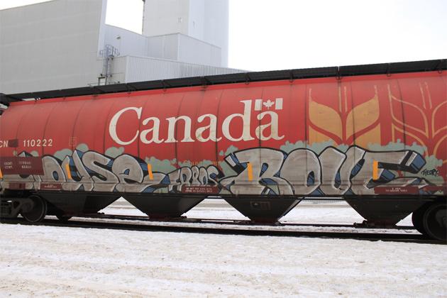 house rove graffiti