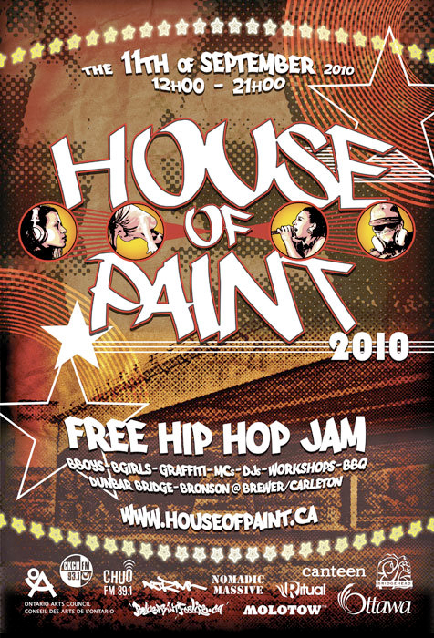 house of paint 2010