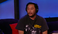 David Choe Interview with Howard Stern