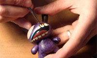 How to Customize a Dunny Toy